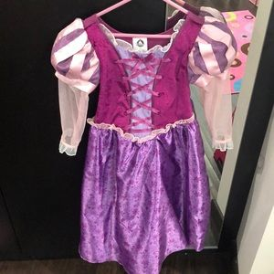 Disney Princess Rapunzel dress size 5/6